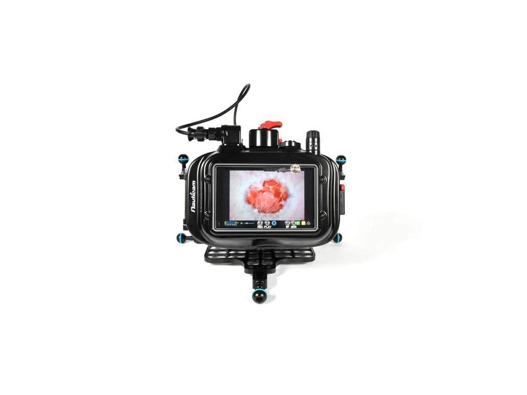 Nauticam Nauticam Atomos Flame Housing  (with SDI input)  for Shogun Flame/Inferno 7'' 10-bit 4K/HD SDI / HDMI Recorder/Monitor/Player