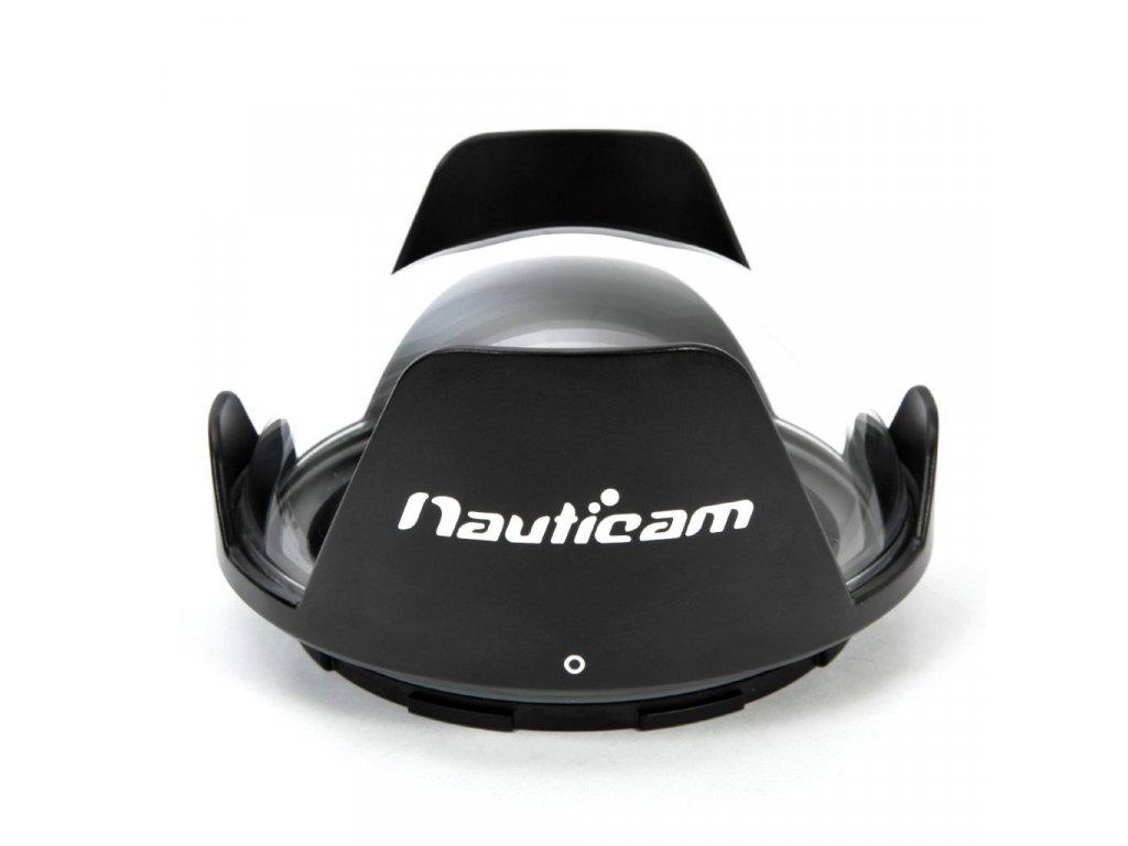 Nauticam N120 140mm optical glass fisheye port