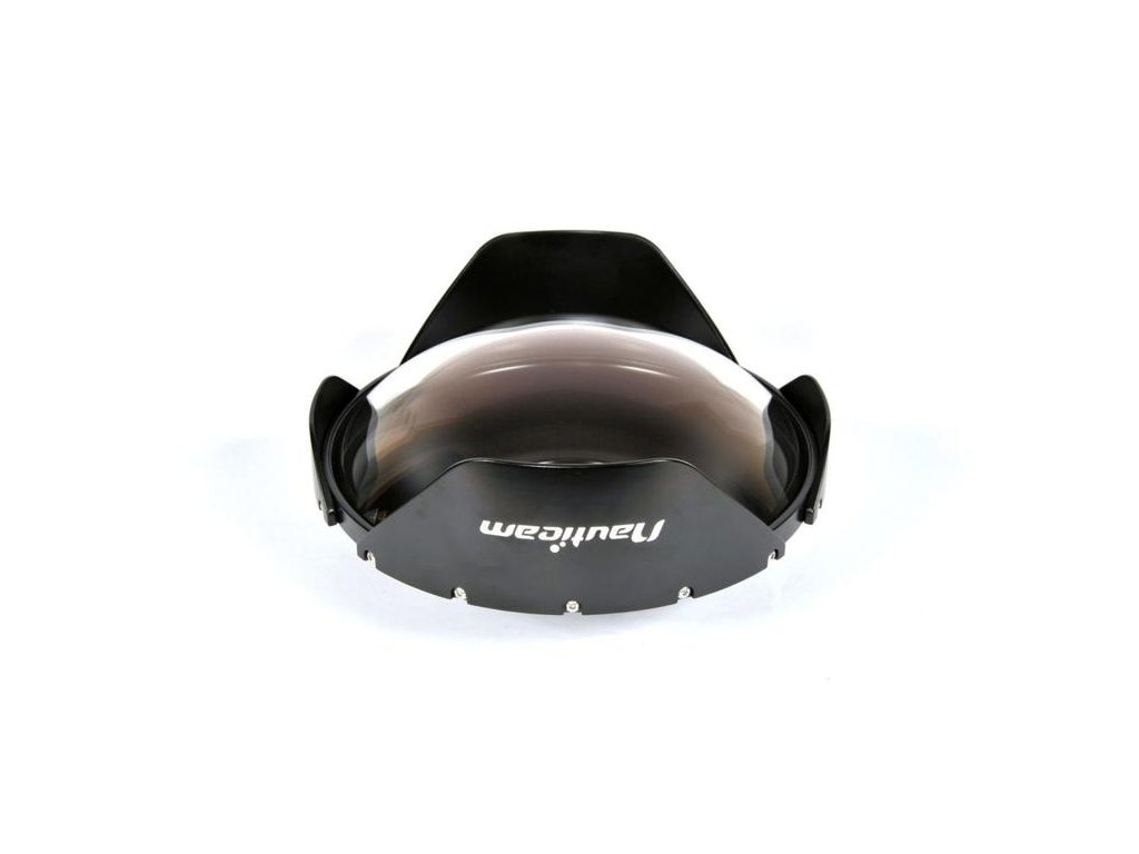Nauticam N120 250mm Optical Glass Wide Angle Port (Deep version, depth rating 100m)