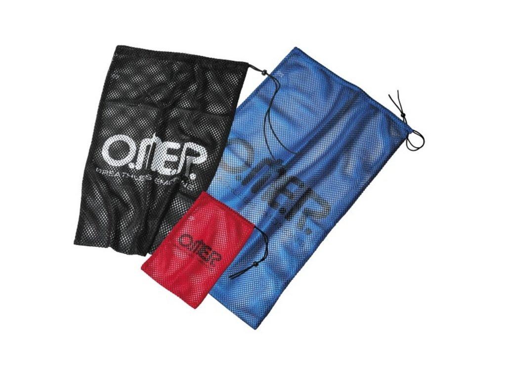 Omer síťka 20x30cm červená FISH NET RED 6253
