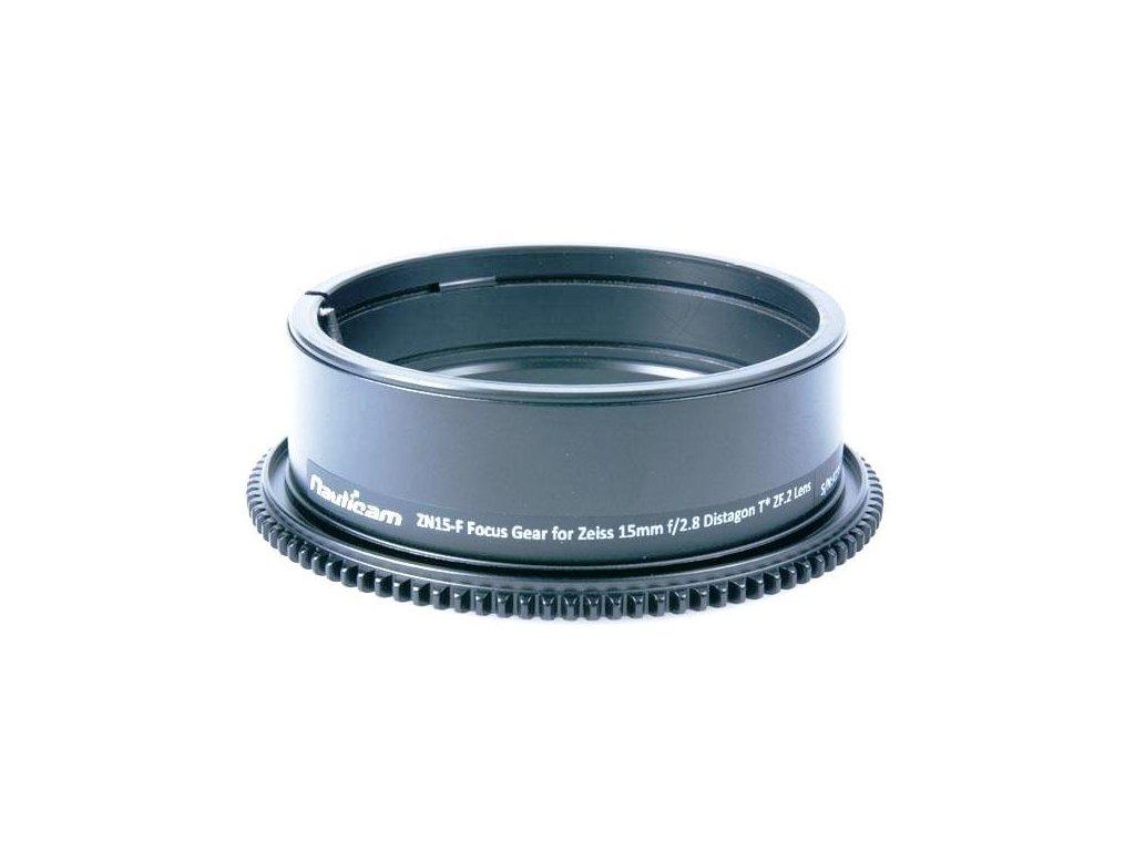 Nauticam ZN15-F Focus Gear for Zeiss Nikon 15mm f/2.8 Distagon T* ZF.2 Lens