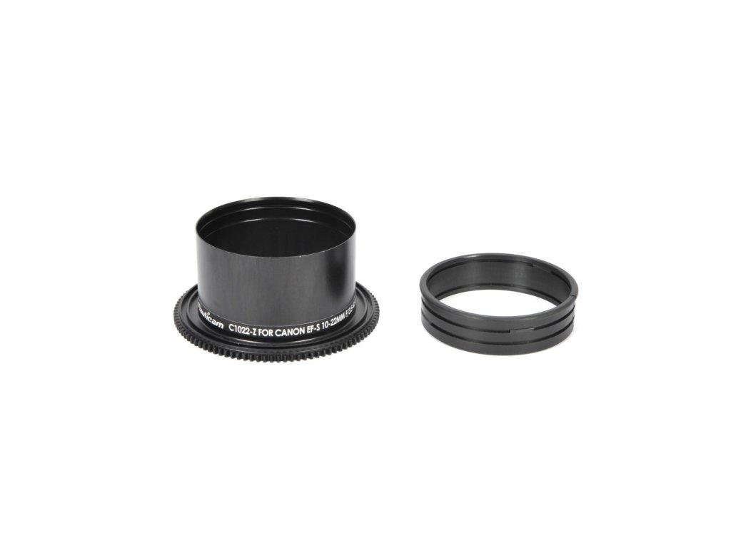 Nauticam C1022-Z for Canon EF-S 10-22mm f/3.5-4.5 USM