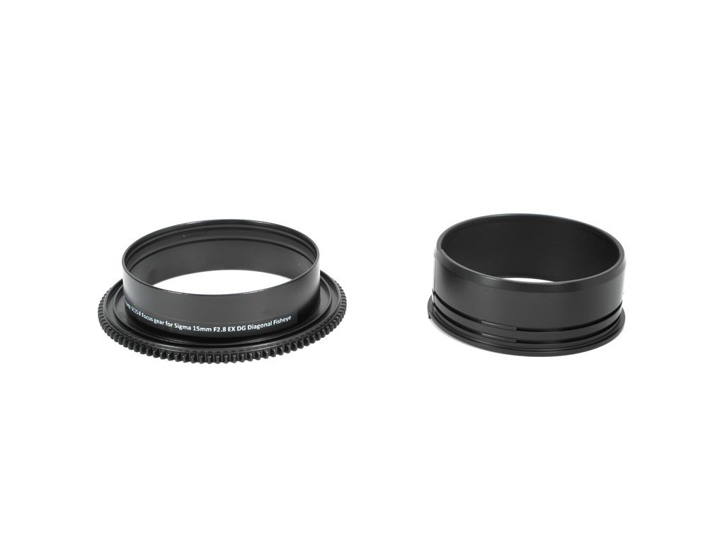 Nauticam SC15-F Focus gear for Sigma 15mm F2.8 EX DG Diagonal Fisheye
