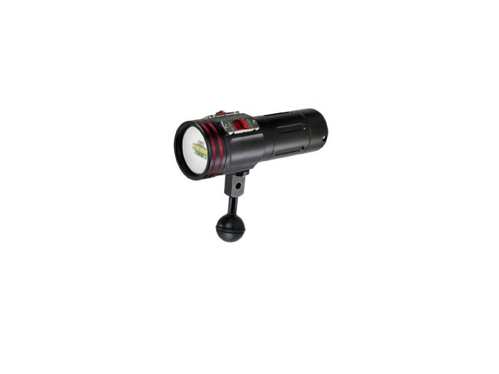 Archon W40VR, světlo, 3000 lm