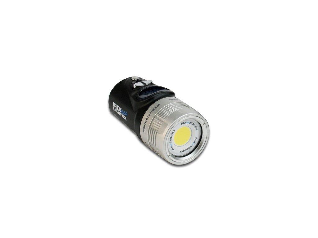 Fix Neo 2500 DX, světlo, 2500 lm
