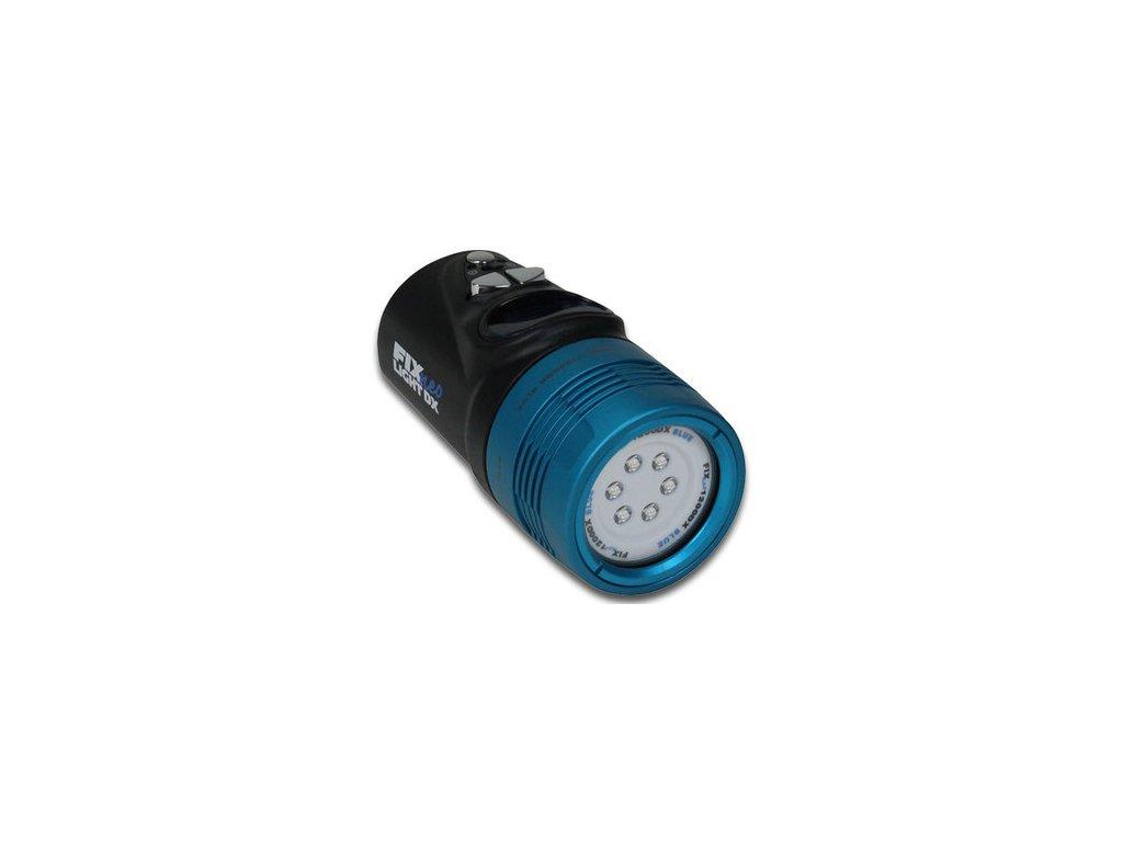 Fix Neo 1200 DX Blue, světlo, 1200 lm, modrý paprsek