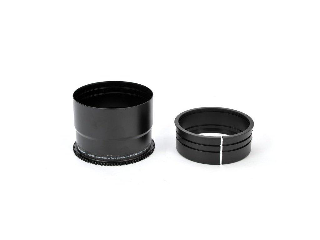 Nauticam SE1635-Z Zoom Gear for SonyVario-Tessar T* FE 16-35mmF4ZA OSS