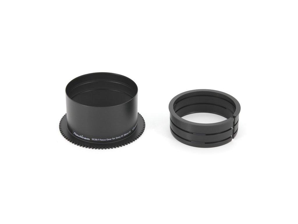 Nauticam SFE28-F Focus Gear for Sony FE 28mm F2