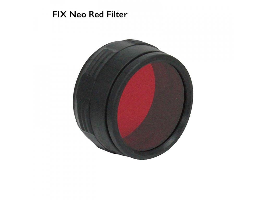 FIX NEO červený filtr
