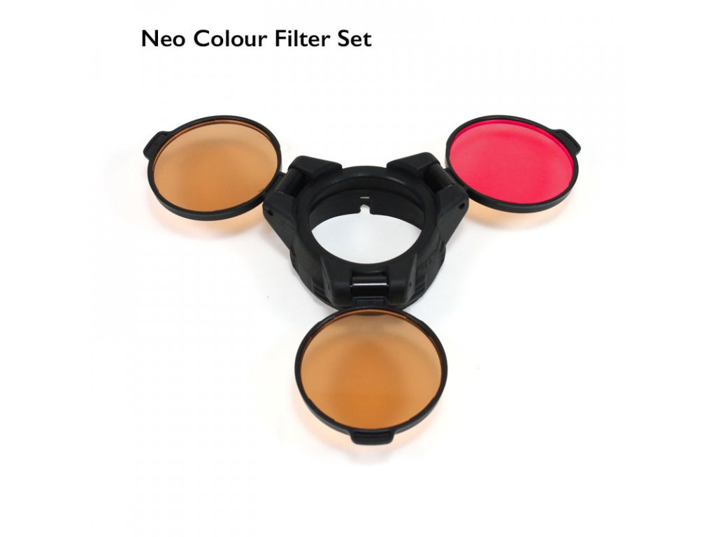 FIX NEO přídavné filtry