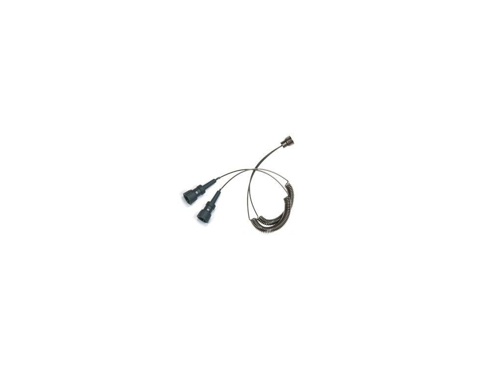Nauticam Nauticam to Nauticam dual optical fiber cable