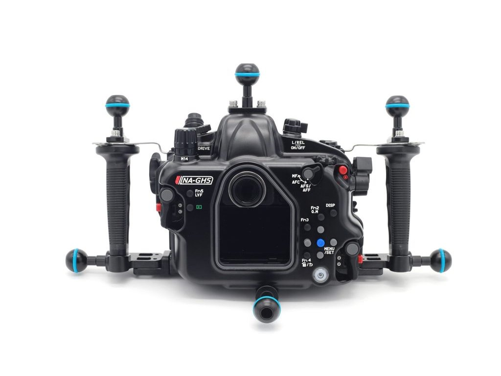Nauticam Mounting Ball Set for Tripod (for NA-GH5/G9)