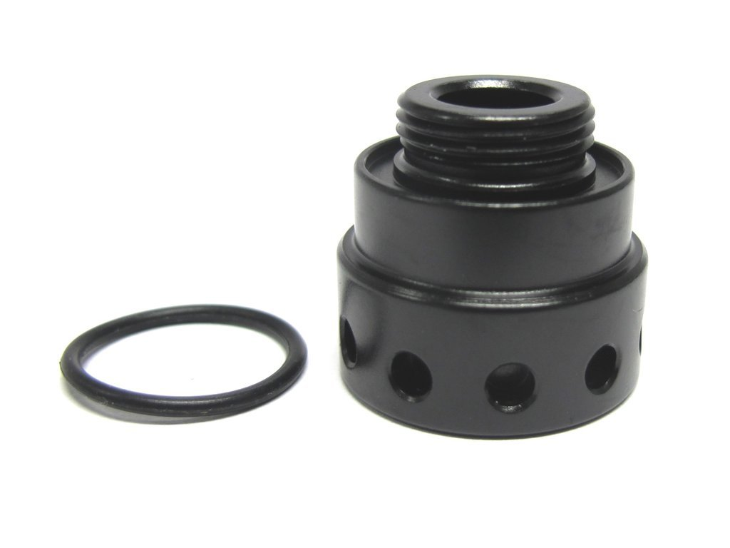 Nauticam M14 extension for M14 Vacuum Valve (to use on NA-D90/D300/D700 housing)