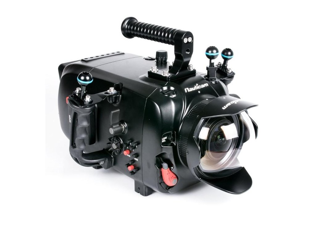 Nauticam Nauticam Epic LT for Red Epic & Scarlet (N120 Port, SmallHD502)