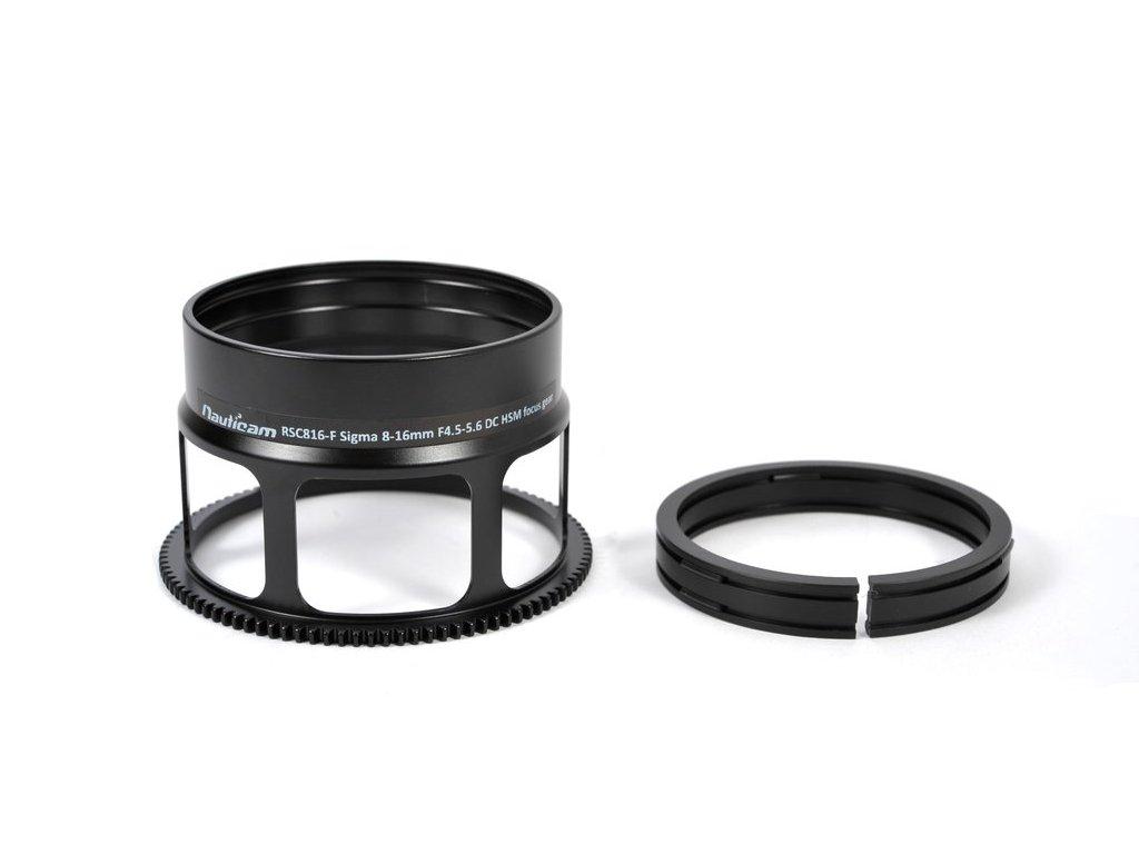 Nauticam RSC816-F Sigma 8-16mm F4.5-5.6 DC HSM focus gear