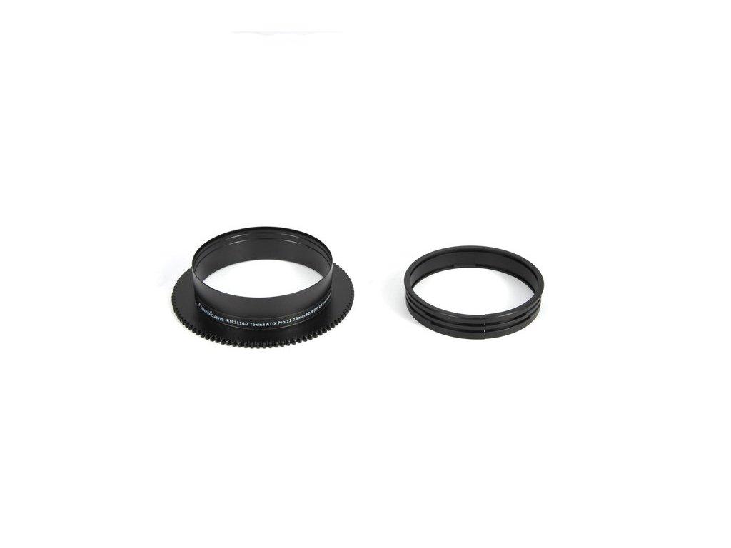 Nauticam RTC1017-F Tokina AT-X 10-17mm F3.5-4.5 Fisheye DX focus gear
