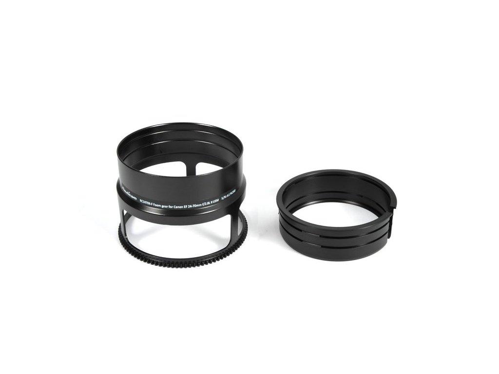 Nauticam RC2470II-F Focus gear for Canon EF 24-70mm f/2.8L II USM