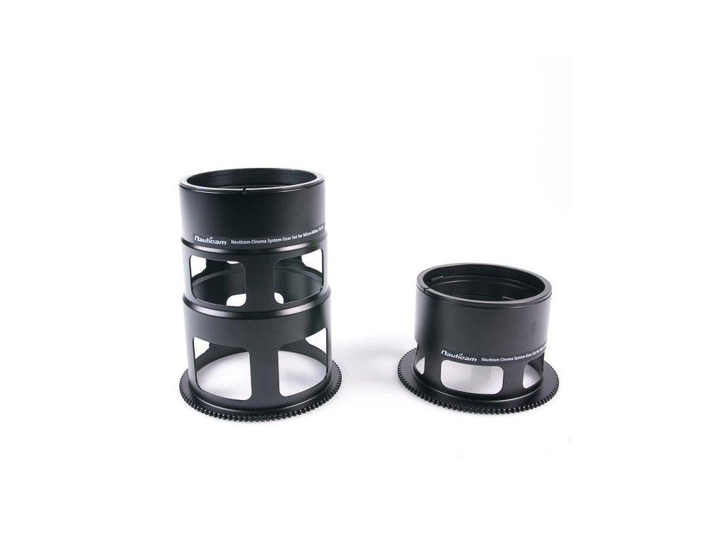Nauticam Nauticam Cinema System Gear Set for Micro-Nikkor 70-180