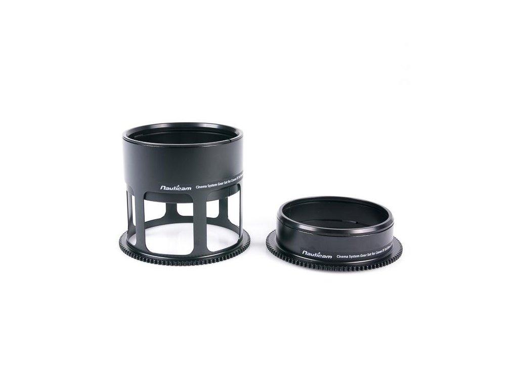 Nauticam Nauticam Cinema System Gear Set for Canon EF 16-35mm f/2.8L III USM