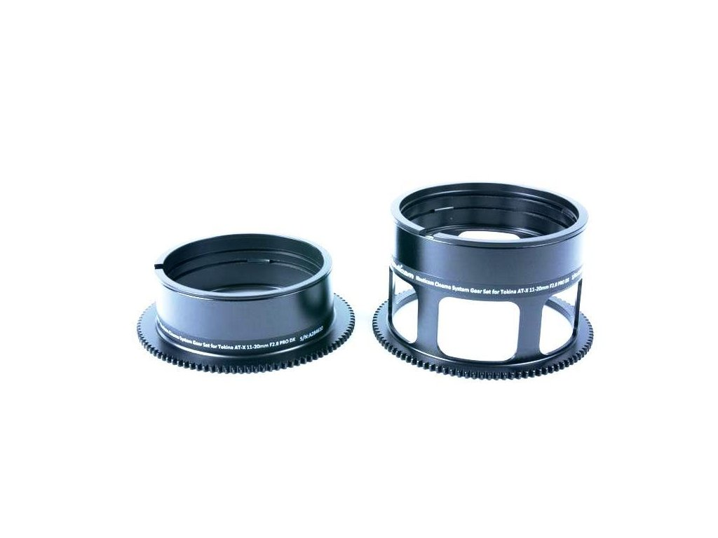 Nauticam Nauticam Cinema System Gear Set for Tokina AT-X 11-20mm F2.8 PRO DX
