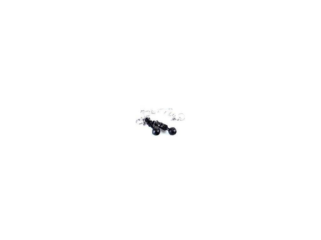 Nauticam Lanyard-20cm& M10 strobe mounting ball set