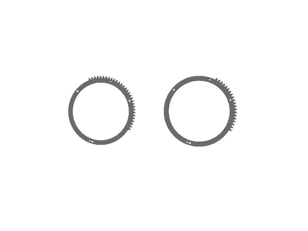 Nauticam Gear ring for O1250-Z to use with NA-GH5