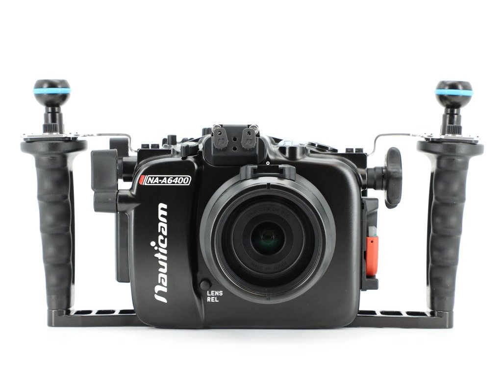 Nauticam NA-A6400 Housing for Sony A6400 Camera