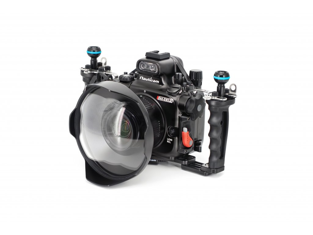 Nauticam NA-EM5III housing for Olympus OM-D E-M5 III camera