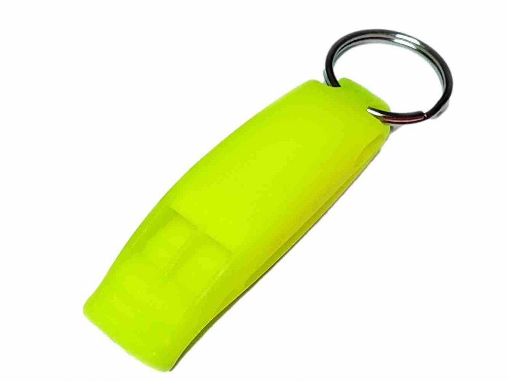 whistle yellow II