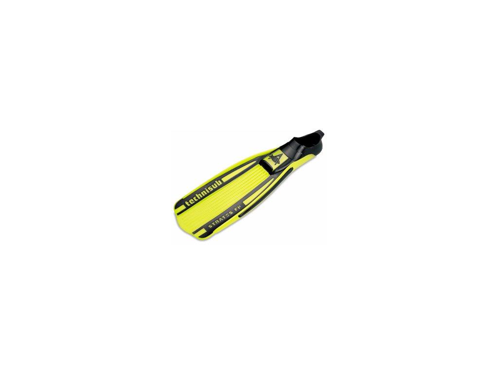 =Výprodej= Aqualung Technisub ploutve Stratos, Žlutá
