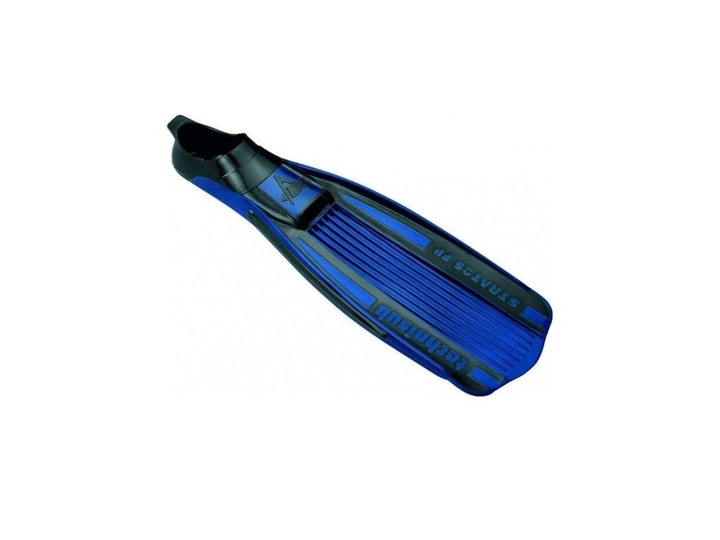 Aqualung Technisub ploutve Stratos, Modrá