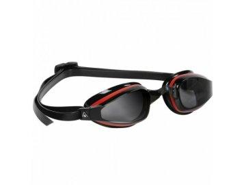 K180 tmavý zorník červená černá