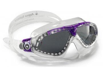 Aqua Sphere plavecké brýle Seal XPT Lady tmavý zorník fialová