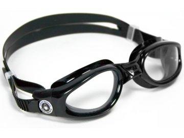 Aqua Sphere plavecké brýle Kaiman čirý zorník černá