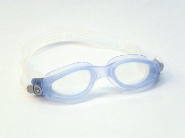 Aqua Sphere plavecké brýle Kaiman čirý zorník crystal modrá