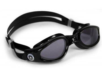 Aqua Sphere plavecké brýle Kaiman tmavý zorník černá