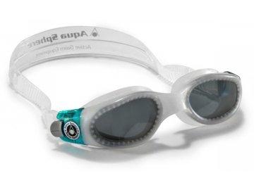 Aqua Sphere plavecké brýle Kaiman Lady tmavý zorník perleťová