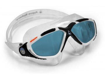 =VÝPRODEJ= Aqua Sphere Vista modrý zorník bílá/černá