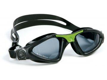 Aqua Sphere plavecké brýle Kayenne tmavý zorník zelená