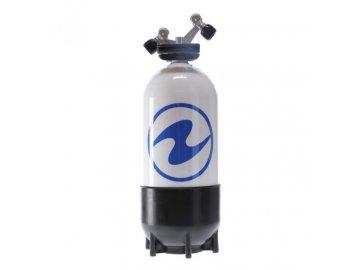 Aqualung lahev 12L Short TAG Valve 232BAR