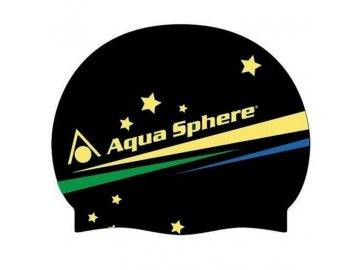 Aqua Sphere plavecká čepice BRASIL JUNIOR CAP