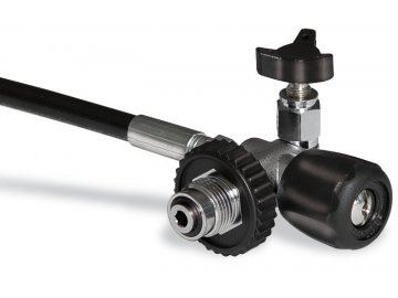 JTLine plnící ventil DIN 230 bar
