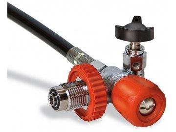 JTLine plnící ventil DIN 300 bar, US