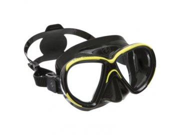 Aqualung Technisub REVEAL X2 Black, Hot Lime