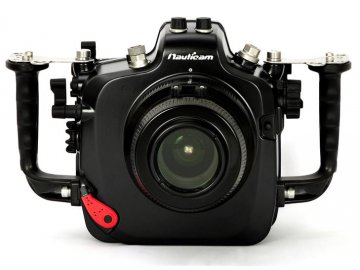 Nauticam NA-1DX housing for Canon 1DX camera