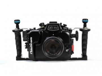 Nauticam NA-GH4 housing for Panasonic Lumix GH4 camera