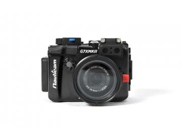 Nauticam NA-G7XII Housing for Canon PowerShot G7XII Camera