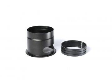 Nauticam N105VR-F for Nikkor AF-S VR micro Nikkor 105mm F2.8G IF-ED