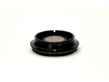 Nauticam N10 pancake port for Nikon 1 NIKKOR 10mm f/2.8 (with 67mm thread)