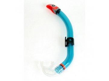 Technisub šnorchl Air Dry - aqua